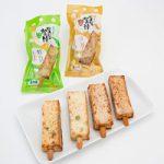 なまらかま棒 (いか・玉ねぎ)(枝豆・チーズ)