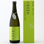 玉乃光 純米吟醸GREEN(グリーン)